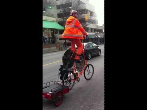 Vancouver Pre-BRA Ride
