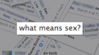 what means sex?