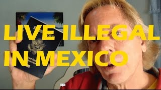If No Visa to Mexico? If Illegal? Then What Would Mexico Police Do? #mexico