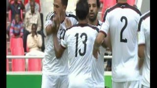 أهداف مباراة الكونغو 1×2 مصر- تصفيات كأس العالم 2018