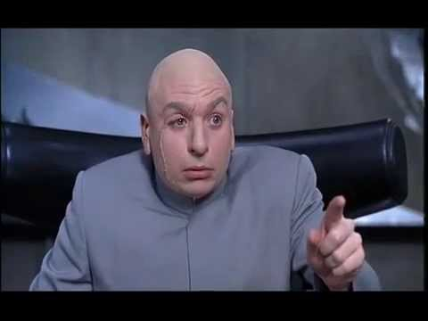 25 great dr evil quotes