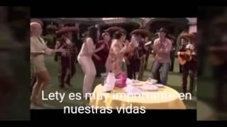 Lety - Homenaje 10 años La Fea Más Bella