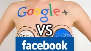Google Plus vs Facebook, Twitter e Orkut - The Google+  Project
