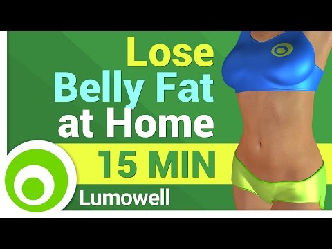Home Exercise to Lose Belly Fat