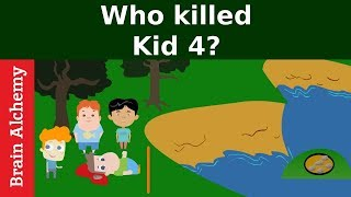 5 riddles popular on crime (Part#5) | Murder mystery riddles | Who did it?