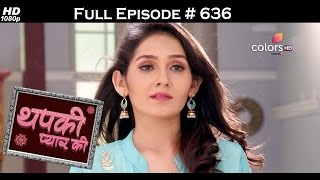 Thapki Pyar Ki - 19th April 2017 - थपकी प्यार की - Full Episode HD