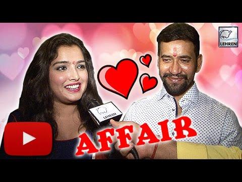 Xxx Mp4 OMG Amrapali Dubey Wants To Have AFFAIR With Nirahua Lehren Bhojpuri 3gp Sex