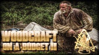 Jack Knives Woodcraft on a Budget Part 4