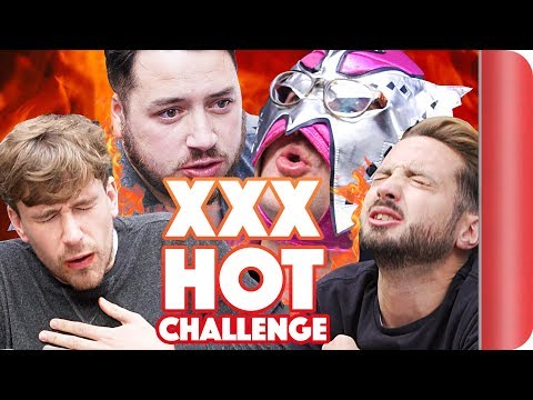 Xxx Mp4 XXX Hot Burrito Eating Challenge 3gp Sex