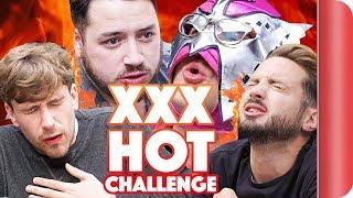 XXX Hot Burrito Eating Challenge