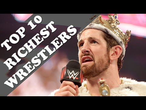 WWE TOP 10 RICHEST WRESTLERS OF 2015 NEW