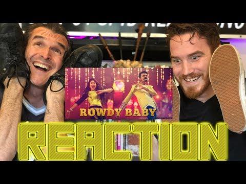 Xxx Mp4 Maari 2 Rowdy Baby Video Song REACTION 3gp Sex