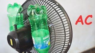 cara membuat AC kipas angin