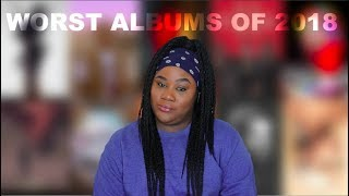 The 10 Worst Albums of 2018