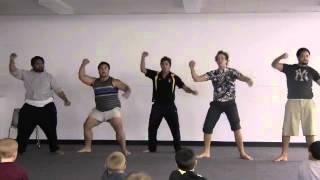 Kapa Haka Workshop - Tika Tonu
