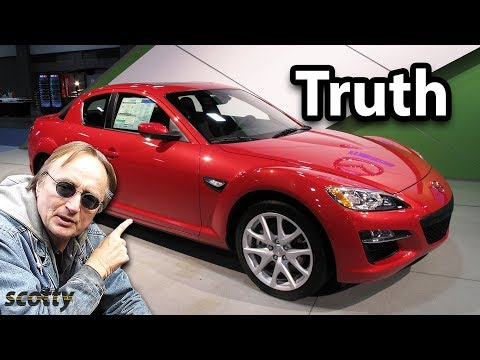 The Truth About the Mazda RX-8