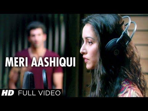 Meri Aashiqui Ab Tum Hi Ho Female Full Video Song Aashiqui 2 | Aditya Roy Kapur, Shraddha Kapoor