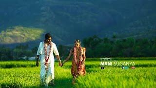 Tamil Traditional Wedding Highlights Official I Mani I Suganya I Framehunt