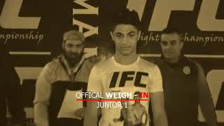 Offical Weigh - IN    IFC JUNIOR 1