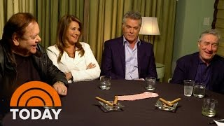 'Goodfellas' Cast Reunites 25 Years Later | TODAY