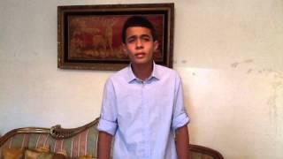 khaled manna palestinian voice