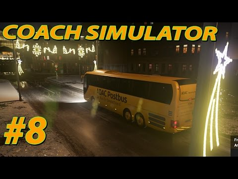 Xxx Mp4 Coach Simulator Episode 8 Christmas Is Almost Here ENGLISH GAMEPLAY 3gp Sex