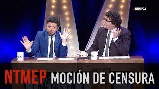 A Rafa Hernando le come el culo la moción de censura #NTMEP