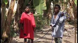 Kwadwo Nkansah Lil' Win and his grandsons stealing Plantain