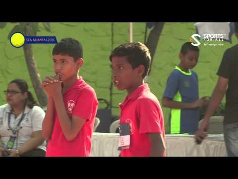 SFA Mumbai 2015 | Volleyball | Mohammadi Urdu School Vs Sir J.J Fort | Boys | U-14
