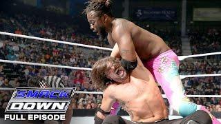 WWE SmackDown Full Episode, 2 June 2016