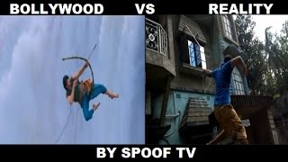 Bollywood vs Reality  EXPECTATION vs reality  funny video  part 2 by spoof tv