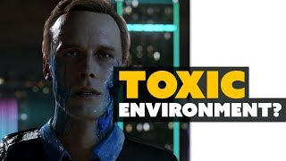 TOXIC WORKPLACE Accusations Against Detroit Dev - The Know Game News