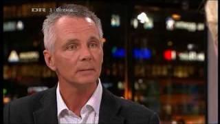 Jesper Lundorf i Aftenshowet