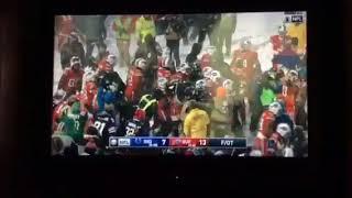 Lesean McCoy AMAZING MVP Day 20 Yard Game Winner TD!!! Bills Mafia Going Crazy Colts Vs Bills | NFL