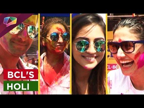 BCL teams celebrate Holi in full zest