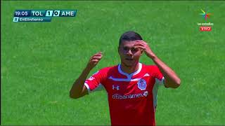 Resumen | Toluca 3 - 2 América | Clausura 2019  - Jornada 15 | LIGA Bancomer MX