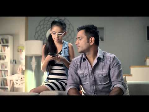 Xxx Mp4 Anushka Sen With Dhoni In Orient Electric TVC 3gp Sex
