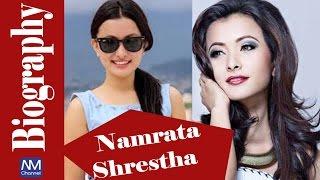 Namrata Shrestha Biography || Nepali Actress Biography || Nepali Movies Channel