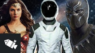 SpaceX's Spacesuit Has Roots In Wakanda | Black Panther | Wonder Woman