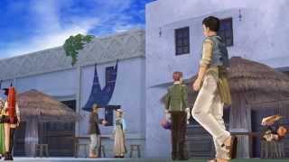 Atelier Shallie - Event - Nady (NPC) Movie
