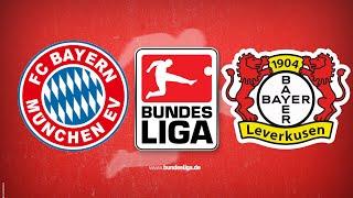 FIFA 18 BAYERN MUNICH VS BAYER LEVERKUSEN BUNDESLIGA