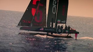 """""""Fastest car in the world"""" vs Yacht   New Zealand Race   Top Gear   Series 20   BBC"""