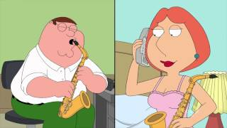 Family Guy Phone Sax HD