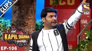 Kapil's Basketball Fun With Shraddha and Arjun - The Kapil Sharma Show - 14th May, 2017