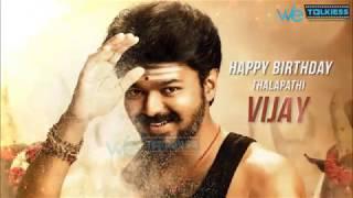 Celebrities Birthday Wishes to Ilayathalapathy Vijay | 2017