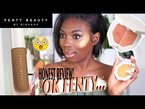 Xxx Mp4 OK FENTY BEAUTY YOU HAD TO GO THERE REALLY FIRST IMPRESSIONS 3gp Sex