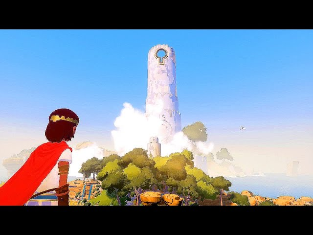 RiME Official Trailer (PS4 - 2017)