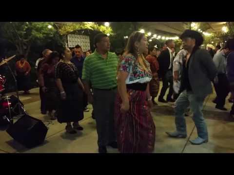 Marimba Los Hermanos Juarez San Sebastian C fiesta de San Francisco en Los Angeles 10 01 16
