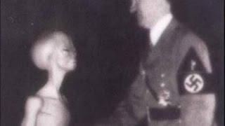 La prova che Hitler collaborava con gli alieni