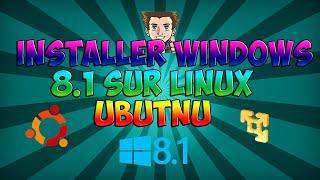 Comment installer Windows 8.1 sur Linux Ubuntu ? [TUTO]  | Vmware player